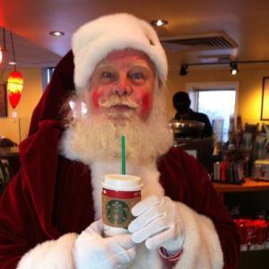 Senior Santa