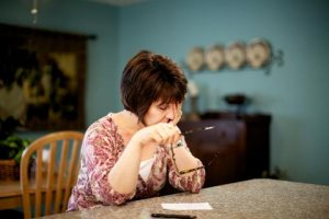 cargiver - overwhelmed